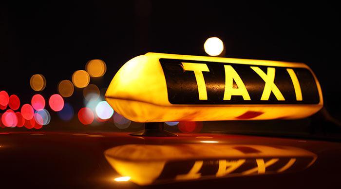 La balade en taxi 1