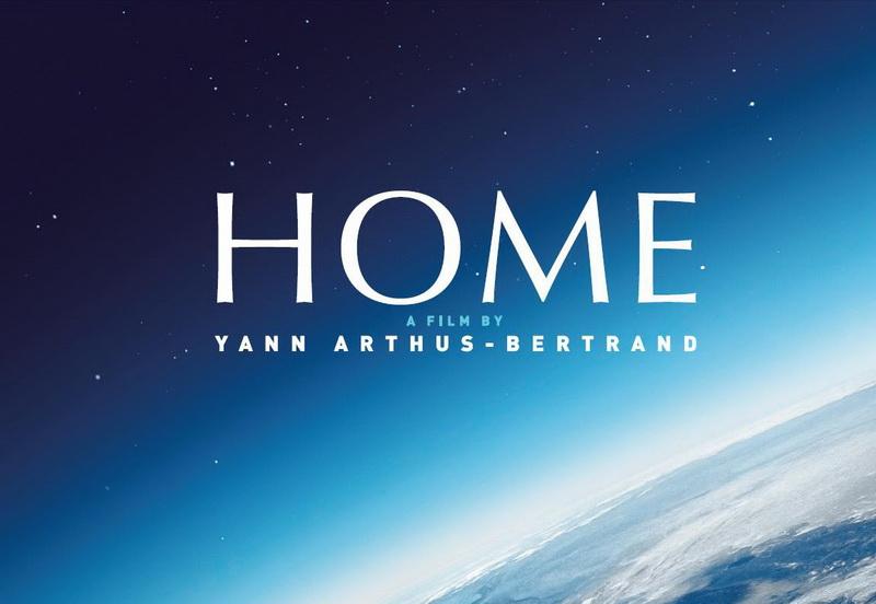 Le film «Home» de Yann Arthus-Bertrand 1