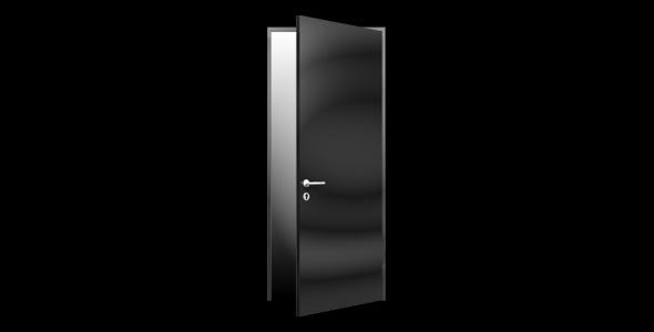 Le pouvoir de la porte noire 1