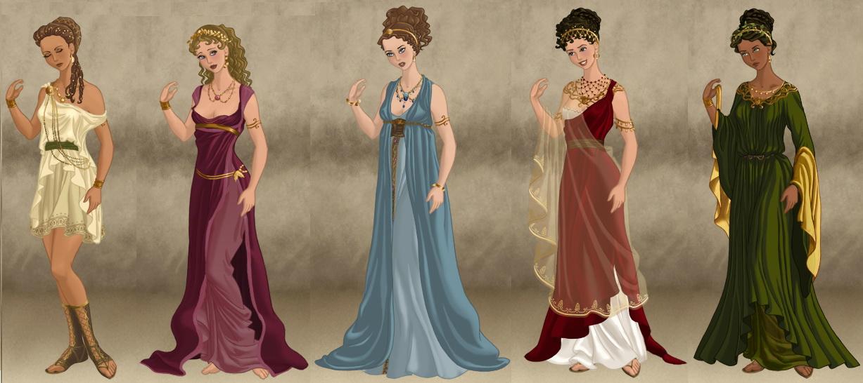 Les déesses intérieures 2