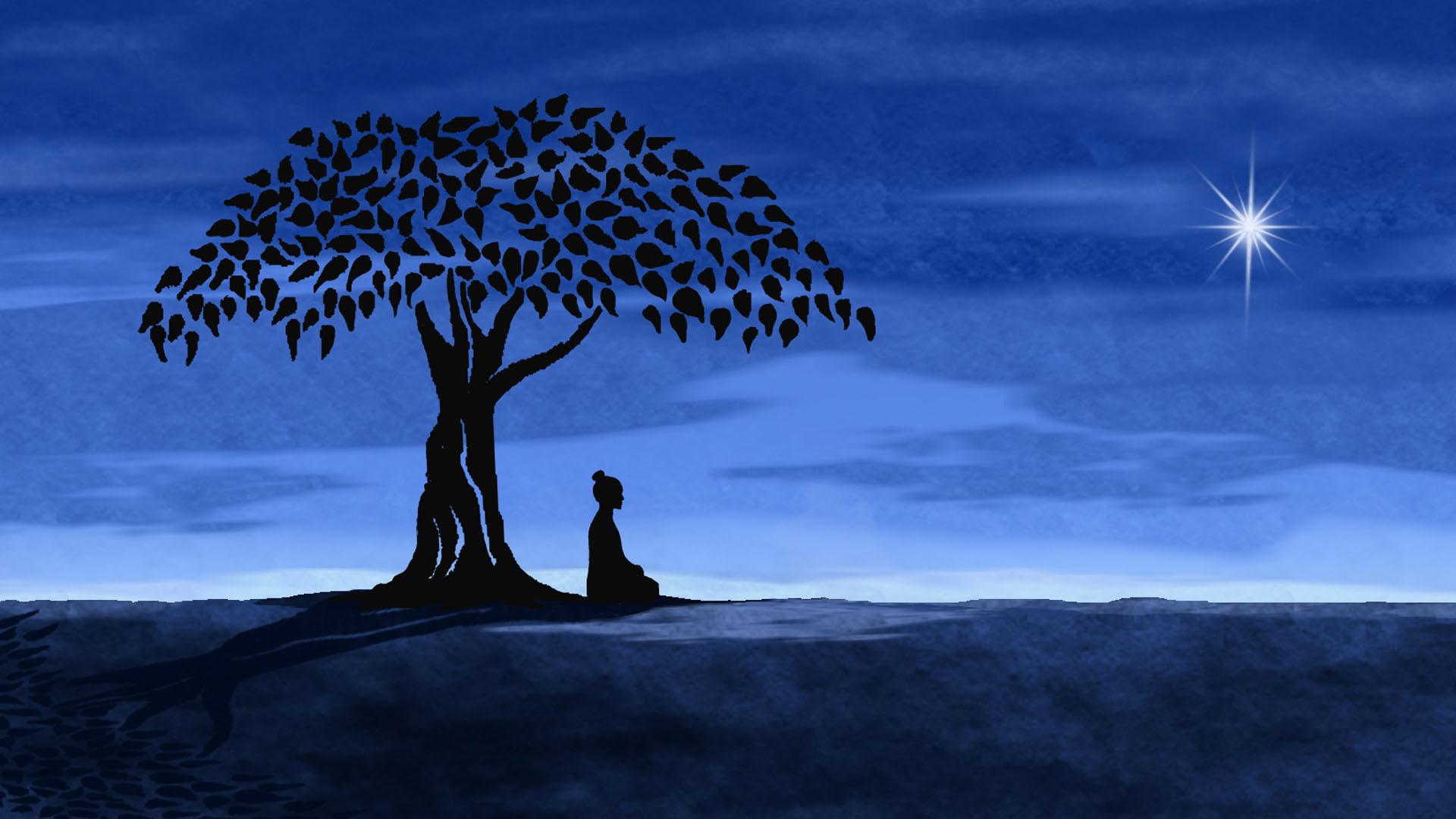 Méditer sur la nuit 1