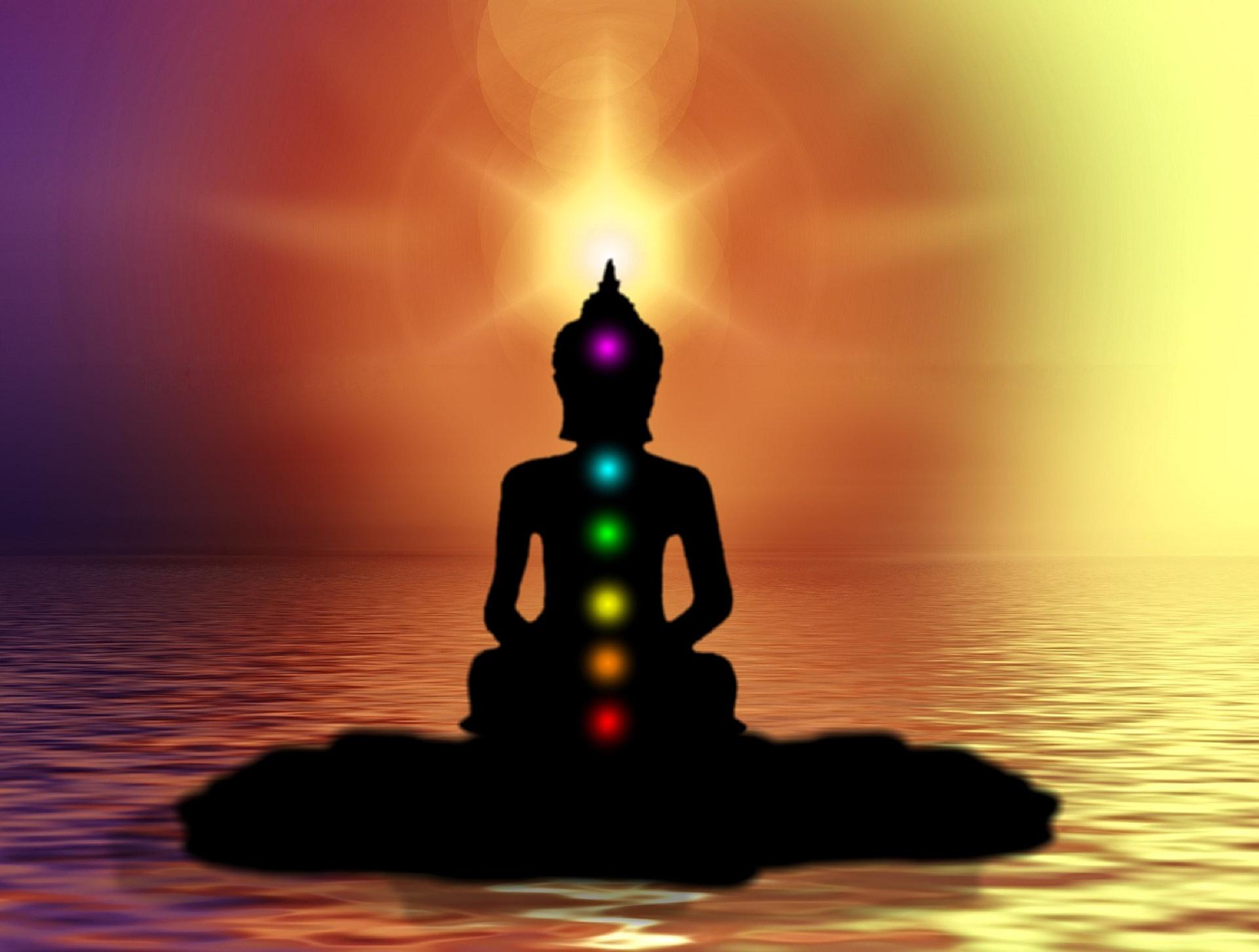 Les chakras et la Kundalini 1