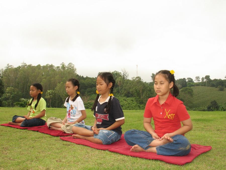 La pleine conscience à l'école 2