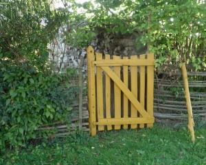 Recette de peinture naturelle pour bois ext rieur chemin - Peinture pour porte en bois exterieur ...