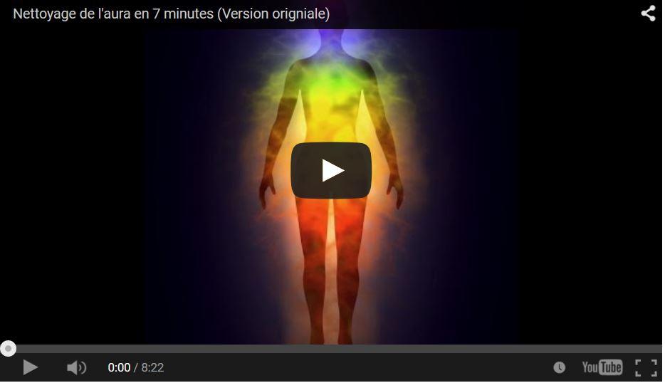 Nettoyage de l'aura en 7 minutes 1