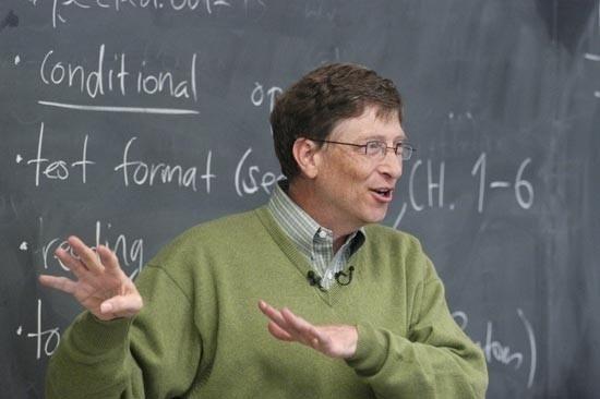 Bill Gates : Les 10 choses essentielles de la vie que l'école ne vous apprend pas 1