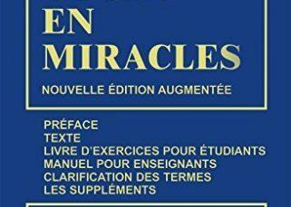 Le Cours en Miracles 3