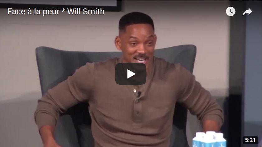 La peur selon Will Smith 7