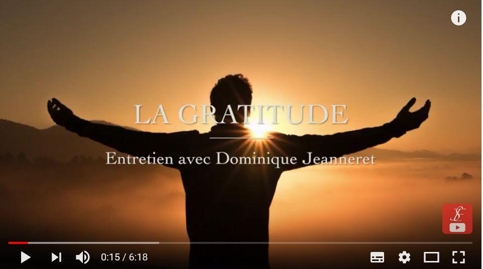 Les 4 clés de la gratitude par Dominique Jeanneret 1